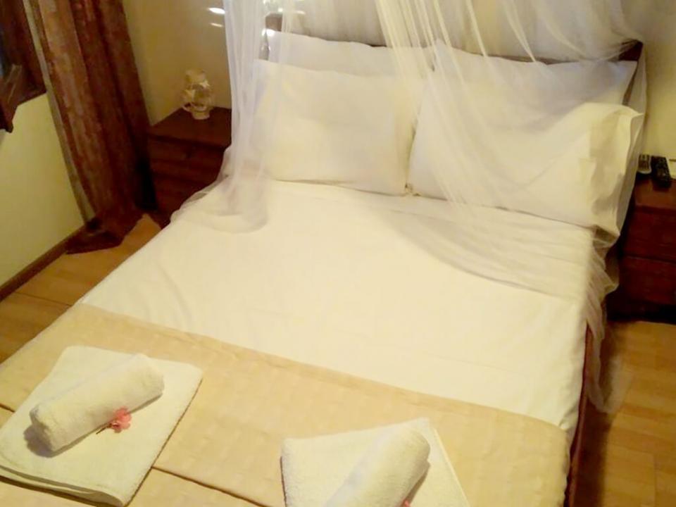 Κρεβατοκάμαρα - Bedroom Elafonisi House