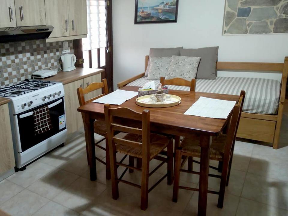 Κουζίνα - Kitchen/Dining room  Elafonisi House